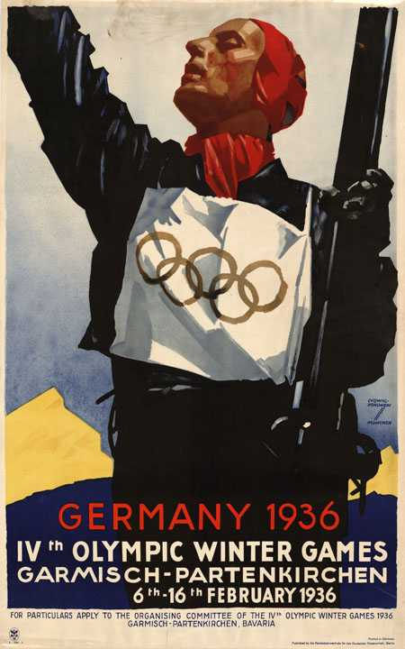 America should have boycotted the 1936 olympics